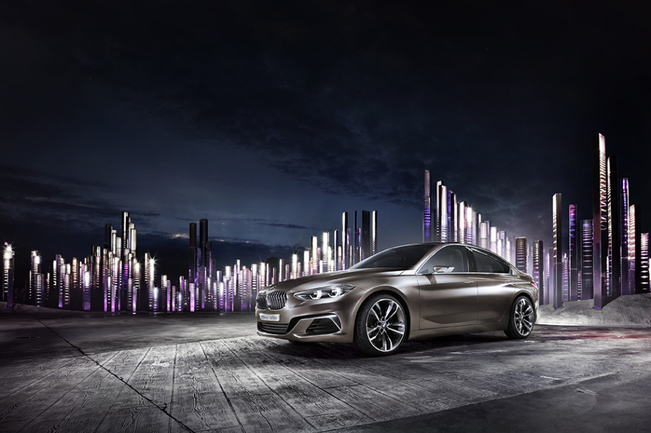 Audi Rainmaker